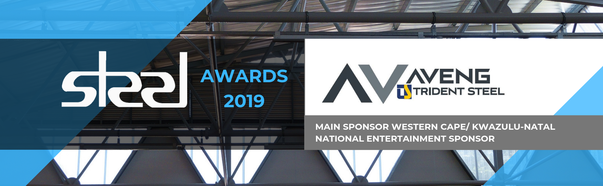 Aveng Trident Steel-Steel Awards Sponsor Announcement